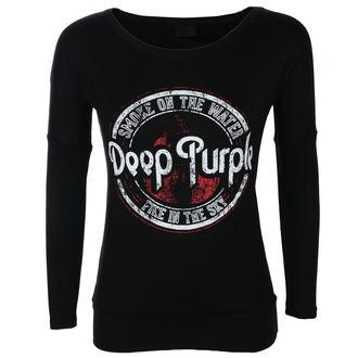 tee-shirt métal pour femmes Deep Purple - SMOKE ON THE WATER - LIVE NATION, LIVE NATION, Deep Purple