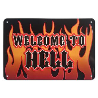 Signe Bienvenue à enfer - Rockbites, Rockbites