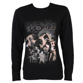 sweat-shirt sans capuche pour femmes My Chemical Romance - URBAN CLASSICS - URBAN CLASSICS, My Chemical Romance