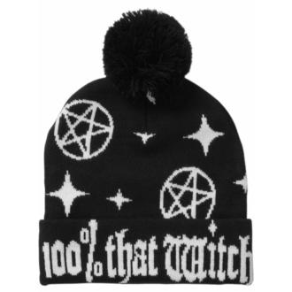 Bonnet KILLSTAR - 100% Witch - Noir, KILLSTAR