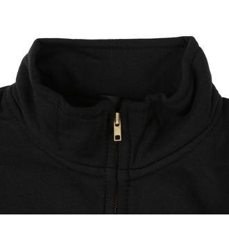 sweat-shirt sans capuche pour hommes - UNDER THE UNSACRED MOONLIGHT - AMENOMEN