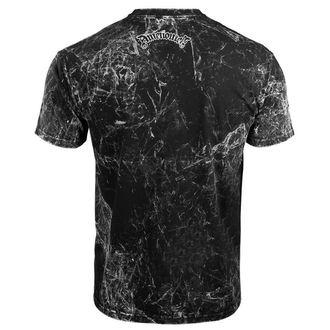t-shirt hardcore pour hommes - SATAN LOVES ME - AMENOMEN, AMENOMEN