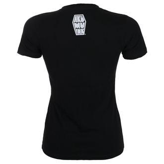 t-shirt hardcore pour femmes - The Necromancer - Akumu Ink, Akumu Ink