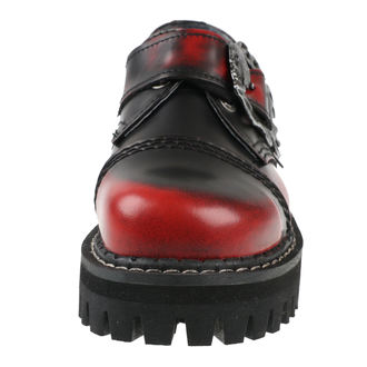 Bottes KMM 3-eyes - Big Skulls Black Red Monster 1P, KMM