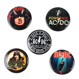 Badges AC / DC - RAZAMATAZ, RAZAMATAZ, AC-DC