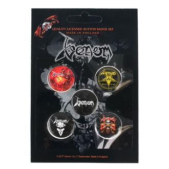 Badges Venom - RAZAMATAZ, RAZAMATAZ, Venom