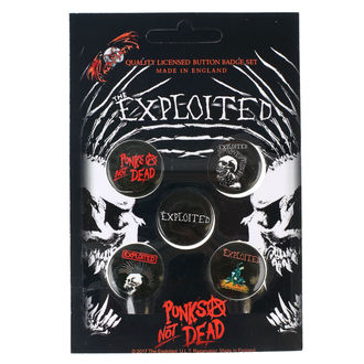 Badges Exploited - RAZAMATAZ, RAZAMATAZ, Exploited