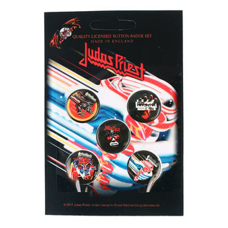 Badges Judas Priest - RAZAMATAZ, RAZAMATAZ, Judas Priest