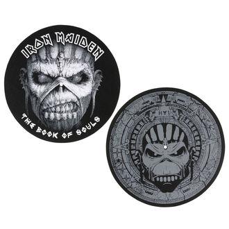 Tapis de gramophone - 2 pièces - Iron Maiden - RAZAMATAZ, RAZAMATAZ, Iron Maiden