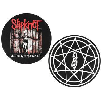 Tapis de gramophone - 2 pièces - Slipknot - RAZAMATAZ, RAZAMATAZ, Slipknot