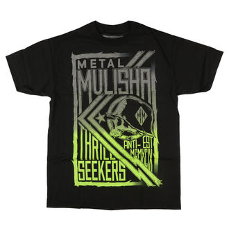 tee-shirt street pour hommes - THRILL - METAL MULISHA, METAL MULISHA