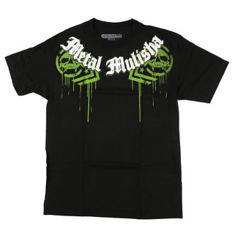 tee-shirt street pour hommes - COLLAR - METAL MULISHA, METAL MULISHA