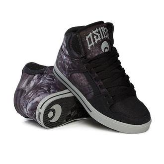 chaussures de tennis montantes pour hommes - Clone Huit/Battle - OSIRIS, OSIRIS