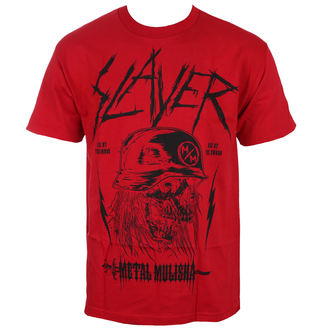 T-shirt hommes METAL MULISHA - BY THE SWORD SLAYER, METAL MULISHA, Slayer