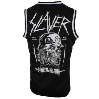 Débardeur hommes (basketball jersey) METAL MULISHA - SWORD SLAYER, METAL MULISHA, Slayer