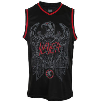 Débardeur hommes (basketball jersey) METAL MULISHA - SLAYER, METAL MULISHA, Slayer