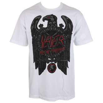 tee-shirt métal pour hommes Slayer - EAGLE SLAYER - METAL MULISHA, METAL MULISHA, Slayer