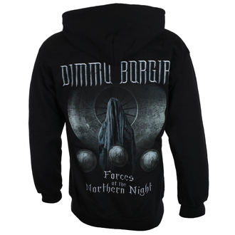 sweat-shirt avec capuche pour hommes Dimmu Borgir - Forces of the northern night - NUCLEAR BLAST, NUCLEAR BLAST, Dimmu Borgir