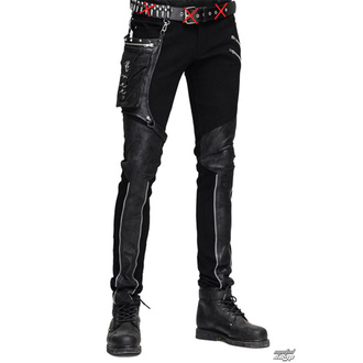 Pantalon hommes DEVIL FASHION - GOTHIC ANDRAS, DEVIL FASHION