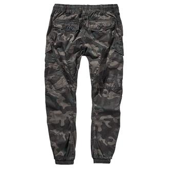 Pantalon pour hommes BRANDIT - Ray - 1018-darkcamo