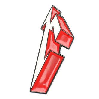 Epingle Metallica - 3D M, Metallica