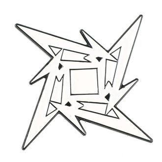 Epingle Metallica - Ninja Star, Metallica