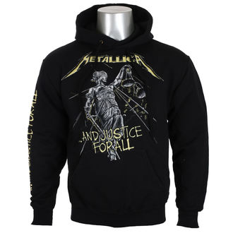sweat-shirt avec capuche pour hommes Metallica - And Justice For All Tracks - NNM, NNM, Metallica