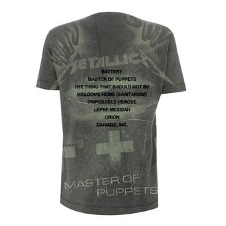 tee-shirt métal pour hommes Metallica - Master Of Puppets - NNM, NNM, Metallica