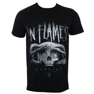 tee-shirt métal pour hommes In Flames - Battles 2 Tone - ROCK OFF, ROCK OFF, In Flames