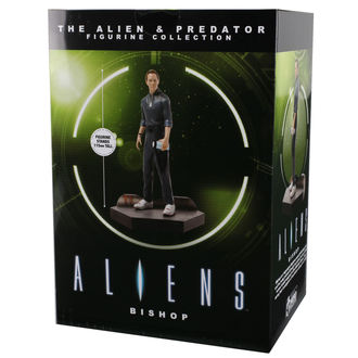 Figurine Alien vs. Predator (Aliens) - Collection Bishop, NNM, Alien - Le 8ème passager