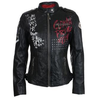 veste en cuir pour femmes Suicide Squad - Property of Joker - NNM, NNM