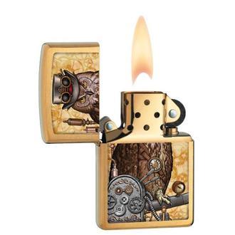 Briquet ZIPPO - STEAMPUNK OWL, ZIPPO