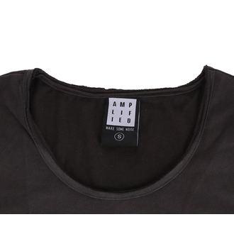 tee-shirt métal pour femmes Foo Fighters - CHARCOAL - AMPLIFIED, AMPLIFIED, Foo Fighters