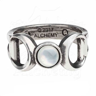 Bague ALCHEMY GOTHIC - Triple Goddess, ALCHEMY GOTHIC