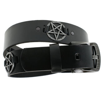 Ceinture Pentagram, JM LEATHER