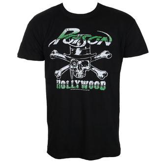 tee-shirt métal pour hommes Poison - Hollywood - HYBRIS, HYBRIS, Poison