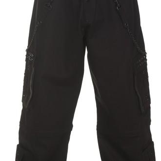 pantalon pour hommes DEAD THREADS (TT 1025) - NOIRE