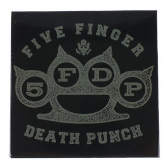 Aimant FIVE FINGER DEATH PUNCH - ROCK OFF, ROCK OFF, Five Finger Death Punch