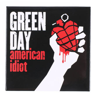 Aimant GREEN DAY - ROCK OFF, ROCK OFF, Green Day