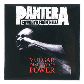 Aimant Pantera - ROCK OFF, ROCK OFF, Pantera
