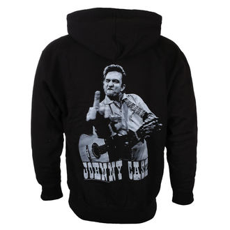 sweat-shirt avec capuche pour hommes Johnny Cash - FLIPPIN - LIVE NATION, LIVE NATION, Johnny Cash