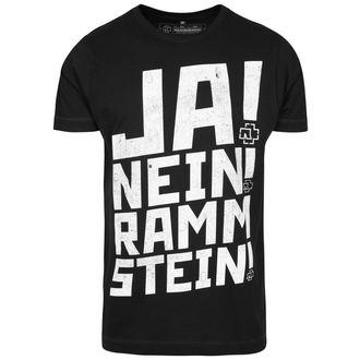 tričko pánské RAMMSTEIN - Ramm 4 - black, RAMMSTEIN, Rammstein