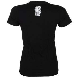 t-shirt hardcore pour femmes - Symphony of Death - Akumu Ink, Akumu Ink