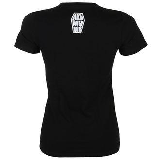 t-shirt hardcore pour femmes - The Gravedigger - Akumu Ink, Akumu Ink