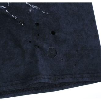 tee-shirt métal pour femmes Emperor - RIDER - PLASTIC HEAD - KU018