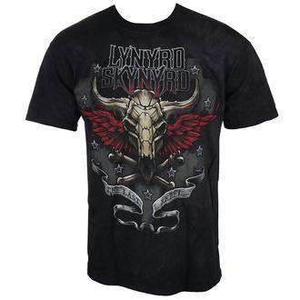 tee-shirt métal pour hommes Lynyrd Skynyrd - The Last Rebel - LIQUID BLUE, LIQUID BLUE, Lynyrd Skynyrd