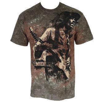 tee-shirt métal pour hommes Jimi Hendrix - Stone Free - LIQUID BLUE, LIQUID BLUE, Jimi Hendrix