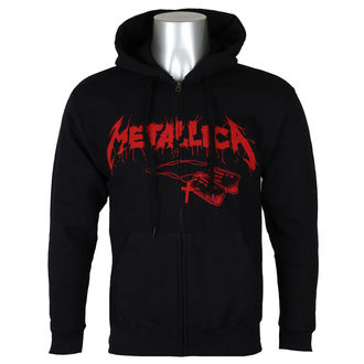 sweat-shirt avec capuche pour hommes Metallica - One Cover - NNM, NNM, Metallica