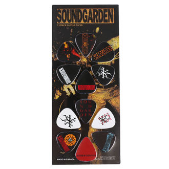Plectrums Soundgarden - PERRIS LEATHERS, PERRIS LEATHERS, Soundgarden