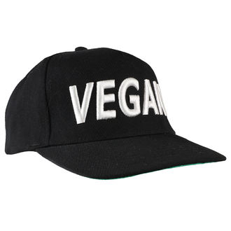 Casquette COLLECTIVE COLLAPSE - Vegan - black'n'black, COLLECTIVE COLLAPSE